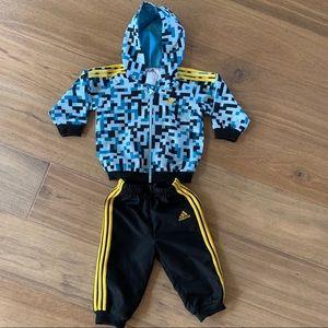 Adidas Toddler 2 Piece